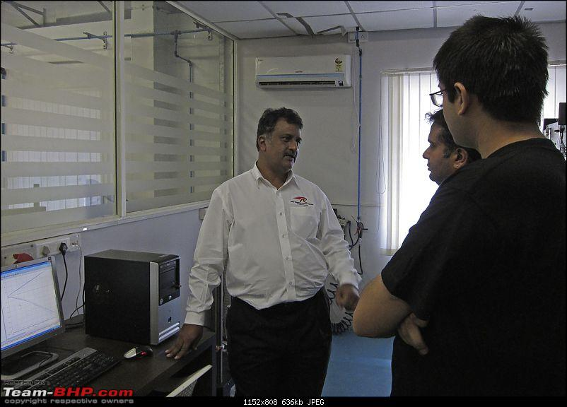 Open House at *Red Rooster (Bangalore)*. Free dyno run, demo drives and facility tour-img_0933.jpg