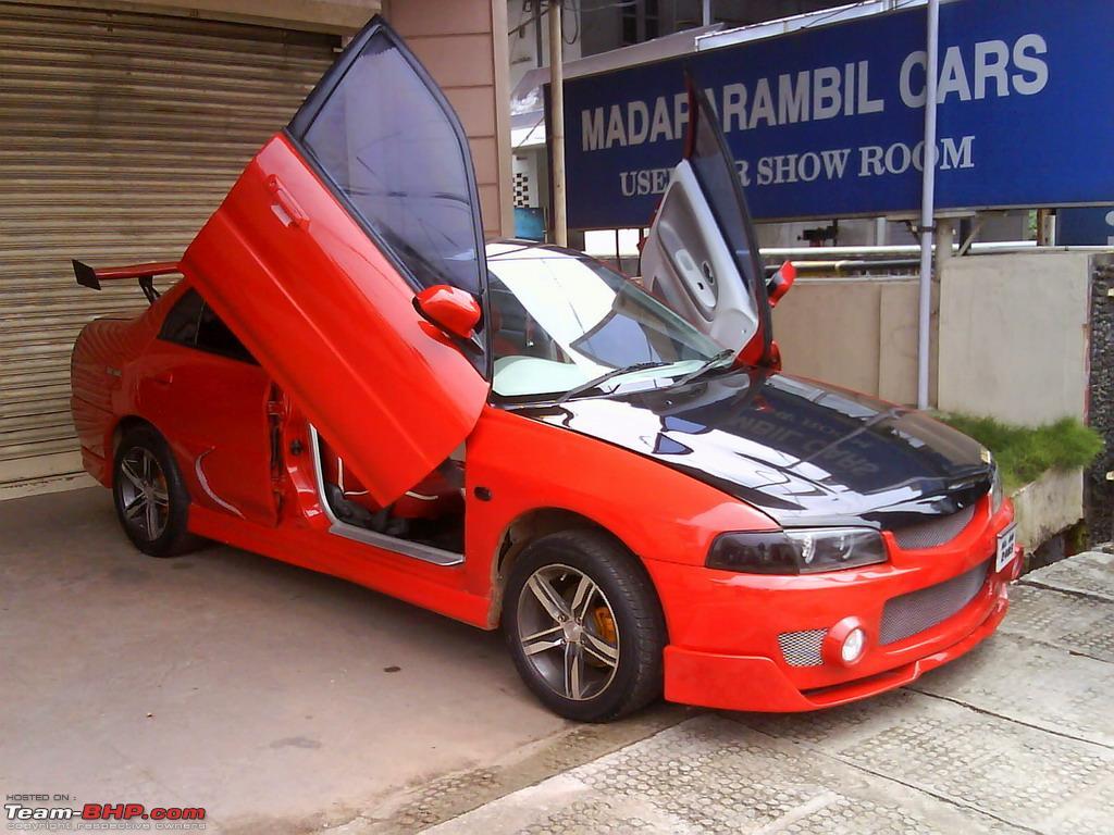 Modded cars in kerala lancer ekm jpg