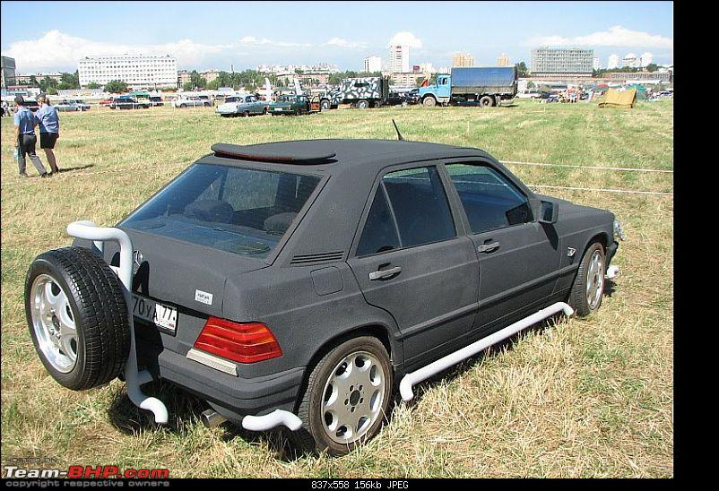 Pics of weird and wacky mod jobs!-merc-e90_11.jpg