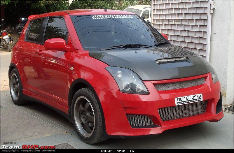 Swift Mods : Post all queries / pics of Swift Modifications here.-swift-red-2.jpg