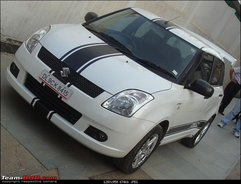 Swift Mods : Post all queries / pics of Swift Modifications here.-swift-white-1.jpg