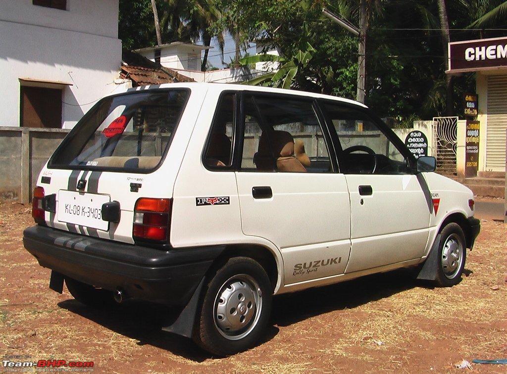 Maruti 800 modification assistance required 36981 jpg