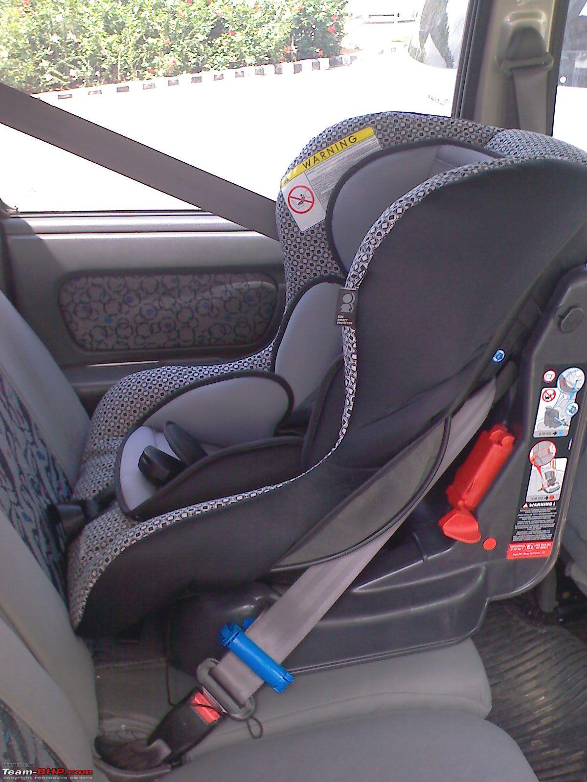 Child Seat For Babies Kids Page 19 Team Bhp