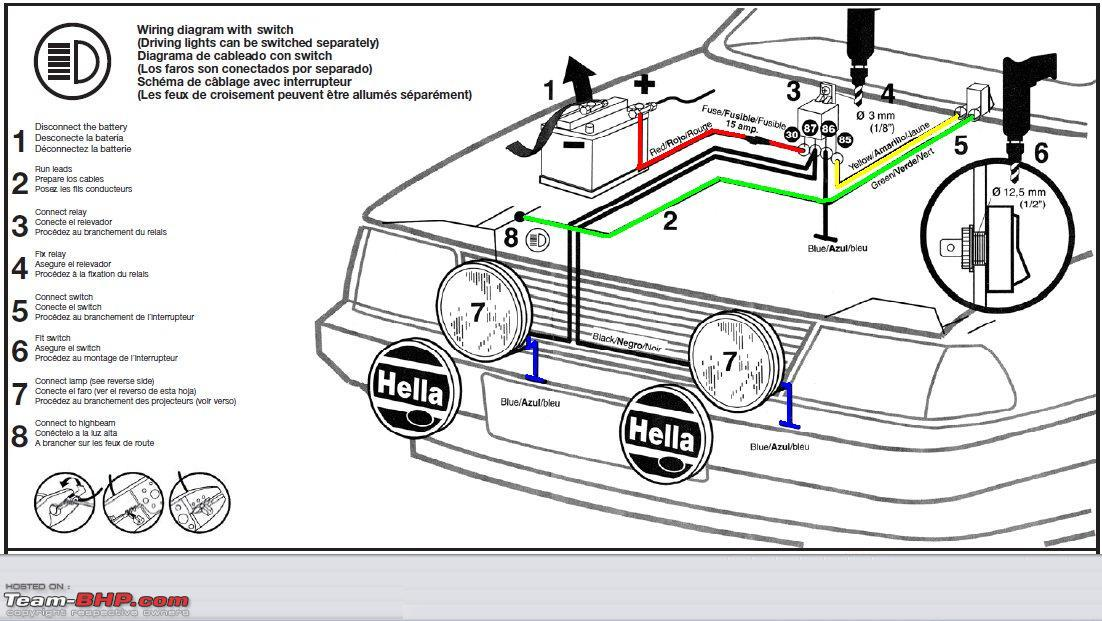 Dodge Durango Hid Relay Harness additionally P 0996b43f802d7709 besides Adaptive Lighting System For Automobiles moreover Hella 500 Fog Lights Wiring Diagram moreover Universal Wiring Harness Road Light P 240. on jeep light switch diagram