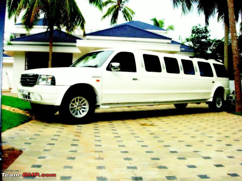 Modified Ford Endeavour Pictures-ford_end_limo.jpg & Modified Ford Endeavour Pictures - Team-BHP markmcfarlin.com