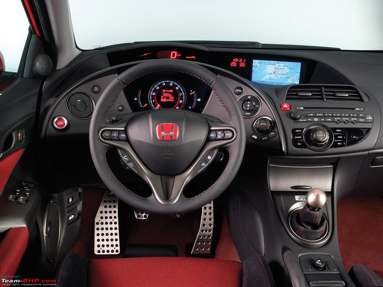 Honda City 2007 Interior