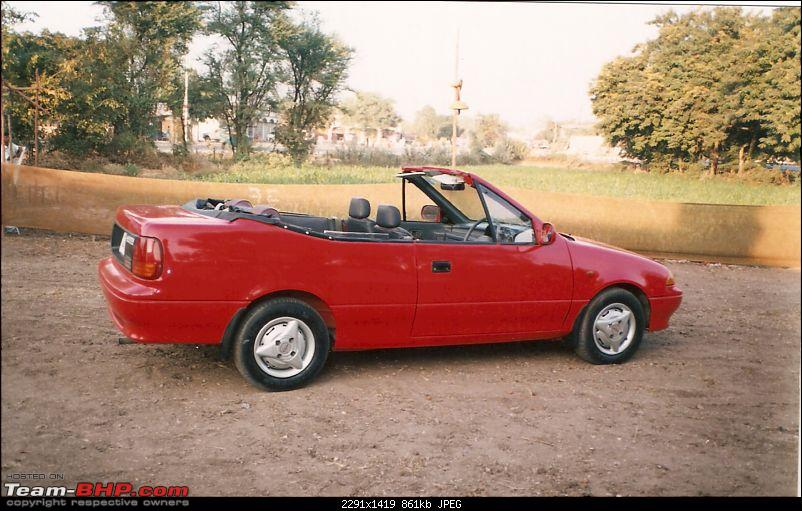 Maruti 1000 modified to a convertible 2 door with manual soft top-scan0029.jpg