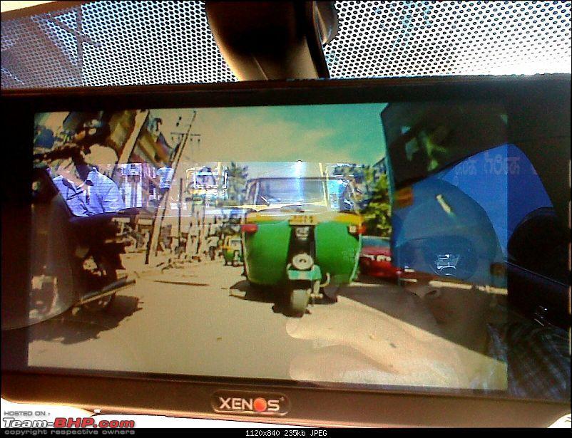 Installed - Xenos Backup Camera on a Fluidic Verna-img00201201111221249.jpg