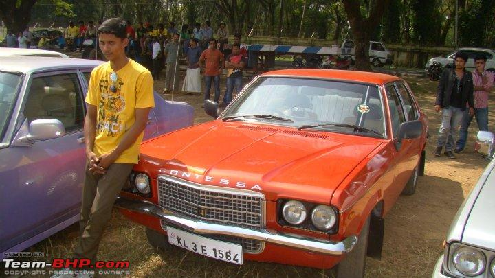 Contessa Story From Thrissur My Muscle Car Page Team Bhp