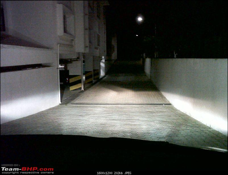 From China, With Love - Fluidic Hyundai Verna HID Installation-parking-2-hid-low.jpg