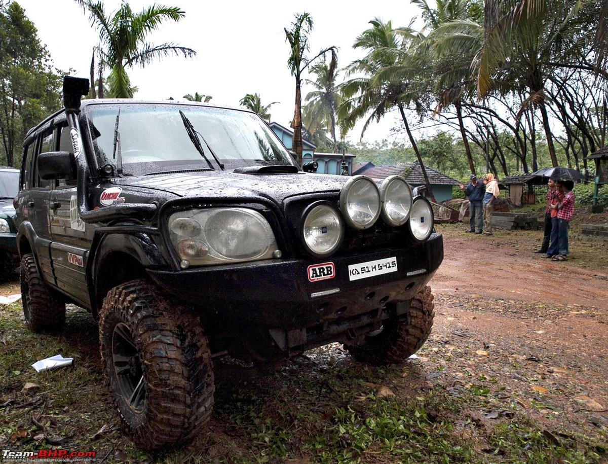 Weird Wacky Mahindra Scorpio SUVs Of India