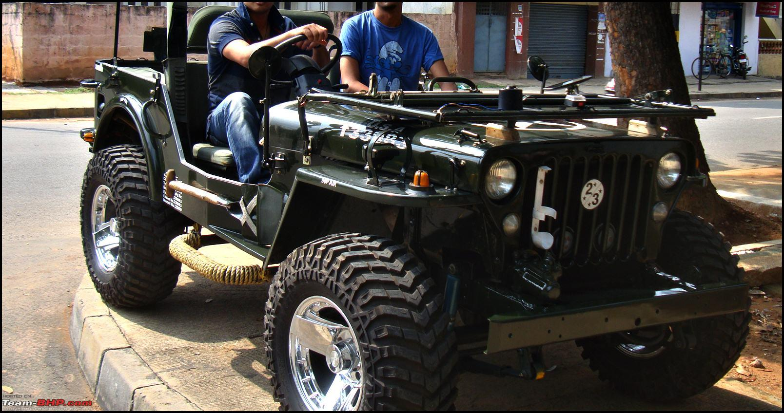 Pics Photos  Modified Jeeps Pictures Trovit Cars