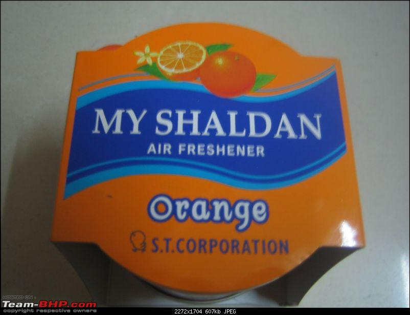 My Shaldan Car Air Freshener - Genuine v/s Fake - You won't believe this!-img_2072.jpg
