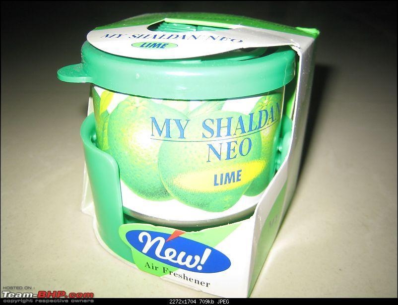 My Shaldan Car Air Freshener - Genuine v/s Fake - You won't believe this!-img_2099.jpg
