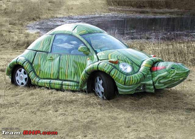 Name:  CollectionWeirdCarThatResemblesATortoise.jpg