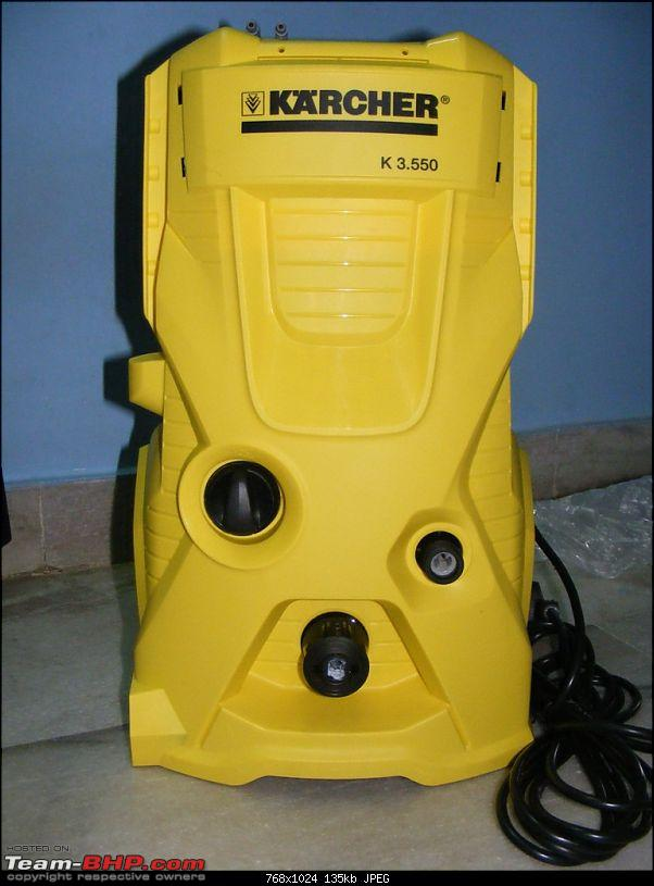 Buying & Using a Pressure Washer-kar2.jpg