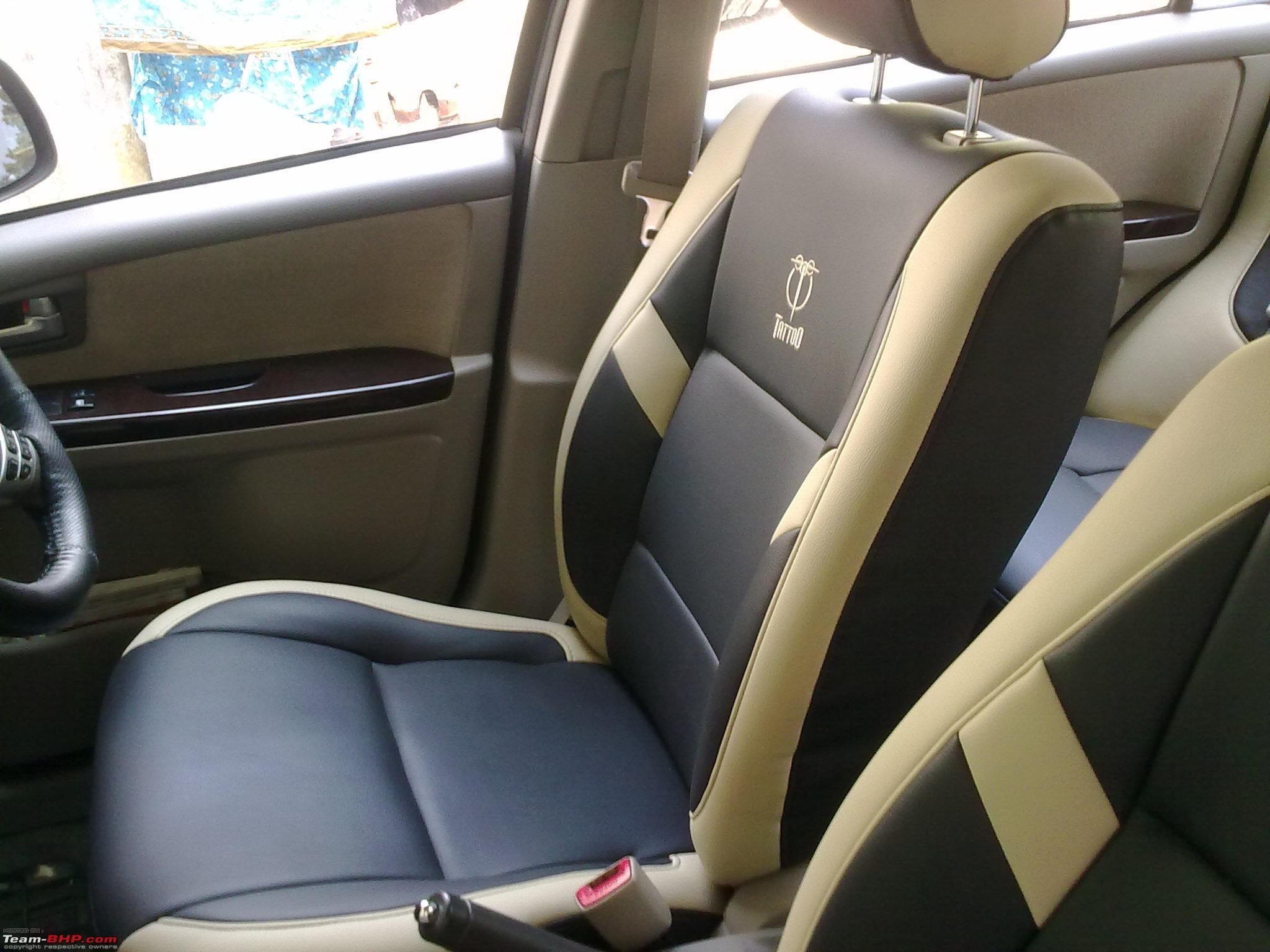 Suzuki Sx Crossover Seat Covers