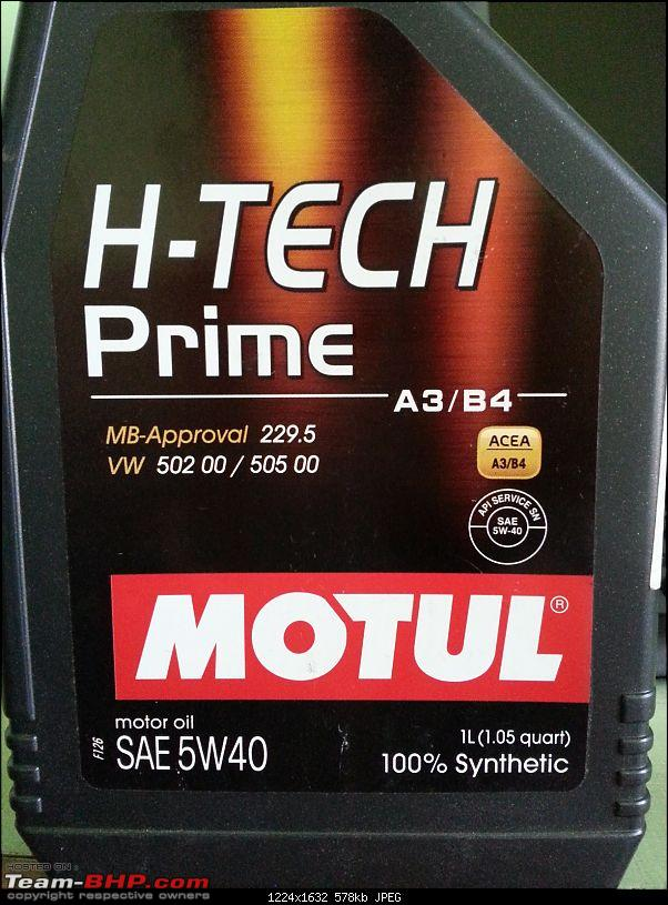 ARTICLE: Synthetic oil vs Mineral oil-20130415_115659.jpg
