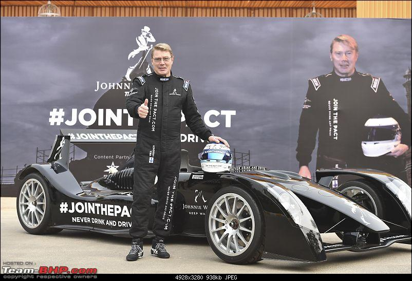 Mika Hakkinen in India to promote responsible driving-m0.jpg