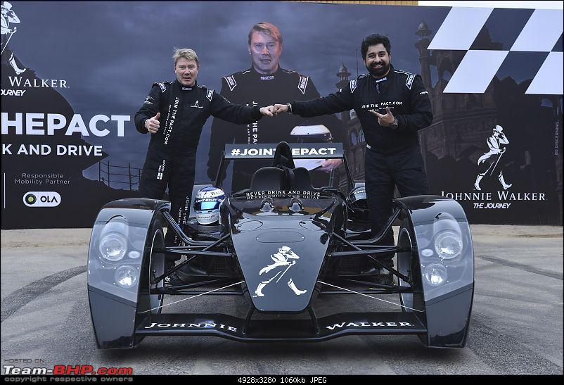 Mika Hakkinen in India to promote responsible driving-m1.jpg