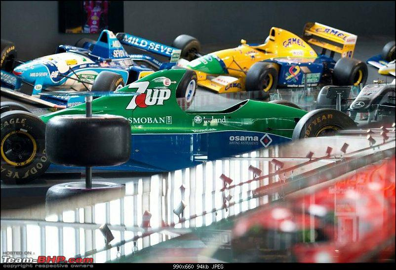 Michael Schumacher's private collection on display at Motorworld, Germany-1529125266666.jpg