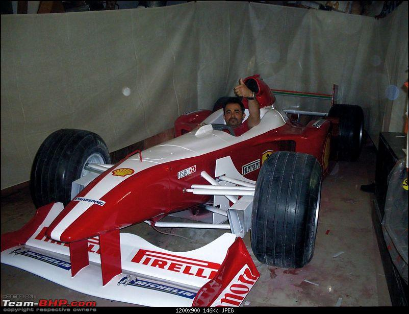 F1 car (without engine) for Display purposes in Delhi-f1003.jpg