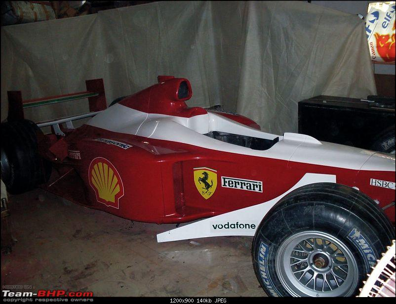 F1 car (without engine) for Display purposes in Delhi-f1004.jpg