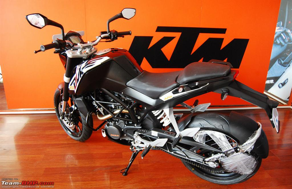 Ktm Duke 200 Launched An Introductory Price Of Rs 1 17 500