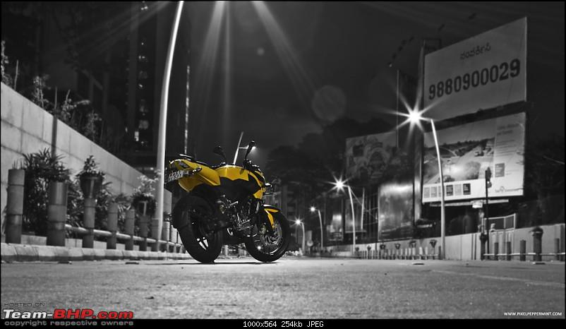 Bajaj Pulsar 200 NS : Ownership Review, 2200 Kms-2.jpg
