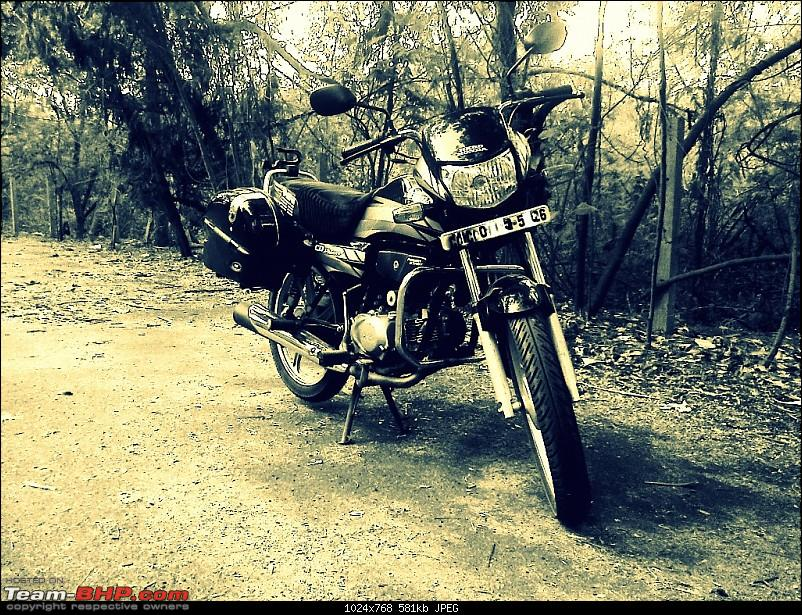Hero (Honda) CD Deluxe : Ownership review-photo1314.jpg