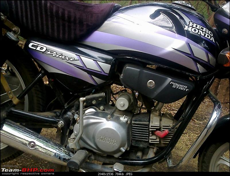 Hero (Honda) CD Deluxe : Ownership review-photo1315.jpg