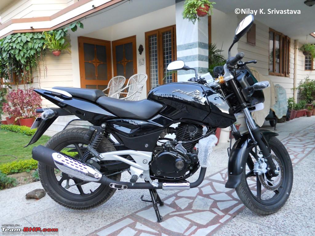 Bajaj Pulsar 180 UG4 - Ownership review. 2 Years & 13,000 kms-picture-