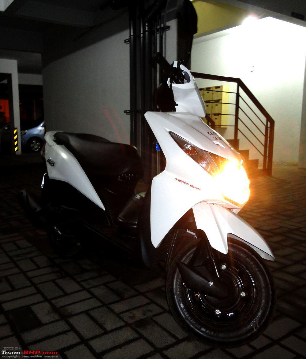The Story Of My Honda Dio Edit Horrible After Sales Team Bhp Bike Stickers Design 6