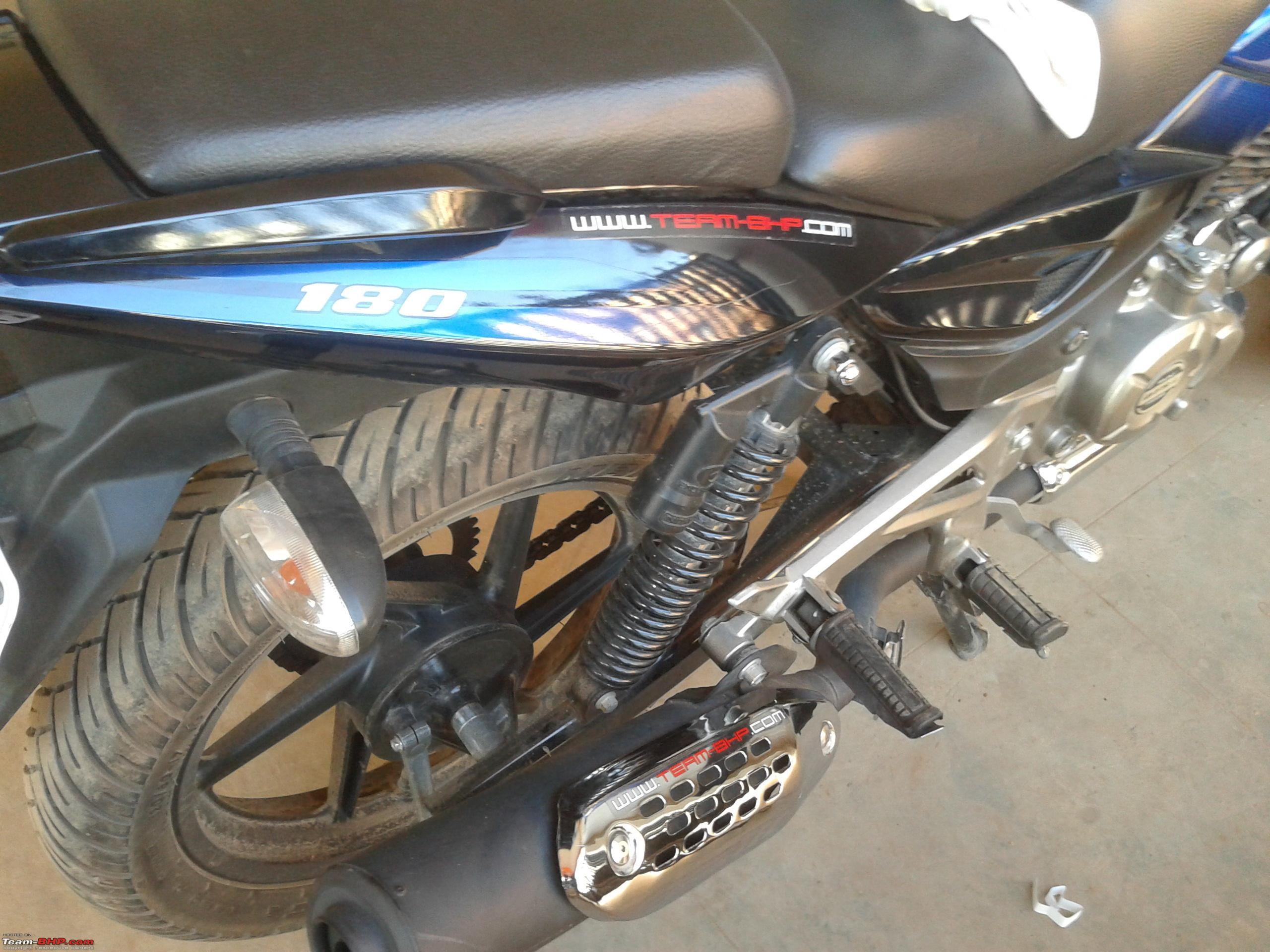 Bike stickering designs for pulsar 150 - Bajaj Pulsar 180 Long Term Ownership Report Edit Sold 20121222