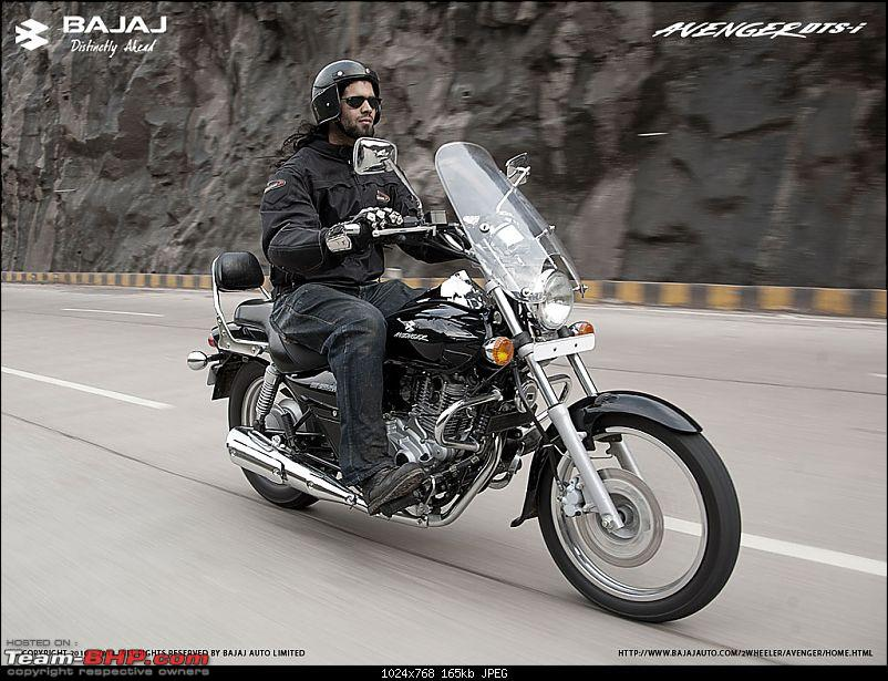 I Live again: Thunderbird 500 Ownership-bajaj_avenger220dtsi_41.jpg