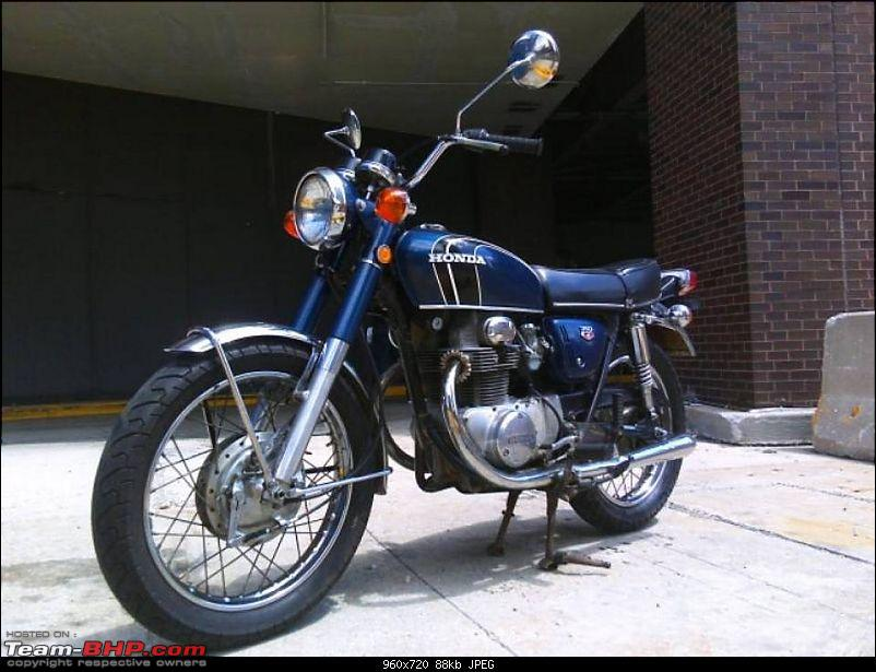 Want to own a Honda CB350 from the 70's. Related Questions!-honda-cb350-blue.jpg