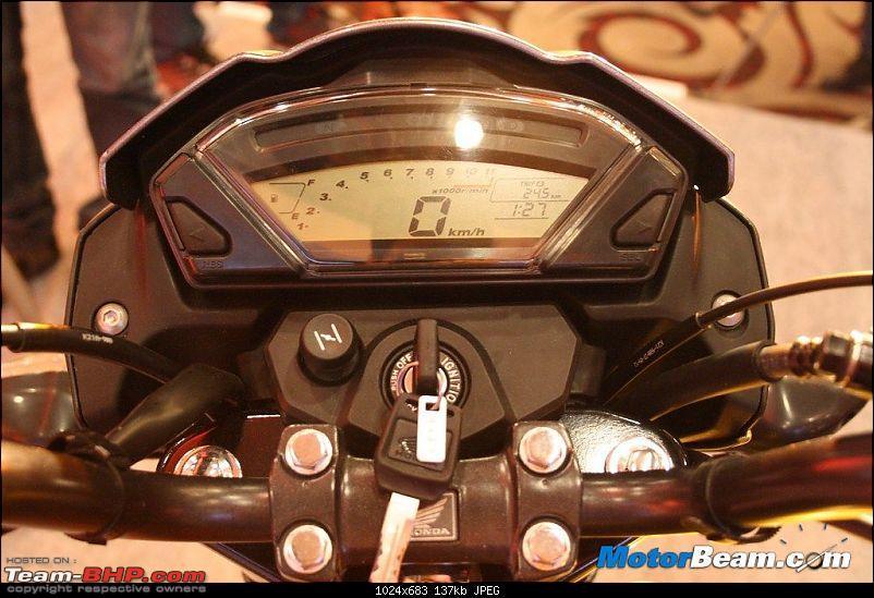 Honda unveils CB 150R �Trigger�-hondacbtriggerinstrumentcluster.jpg
