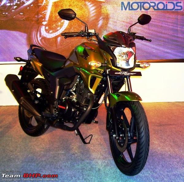 ProPak News: New Honda CB 150cc Trigger now in Pakistan