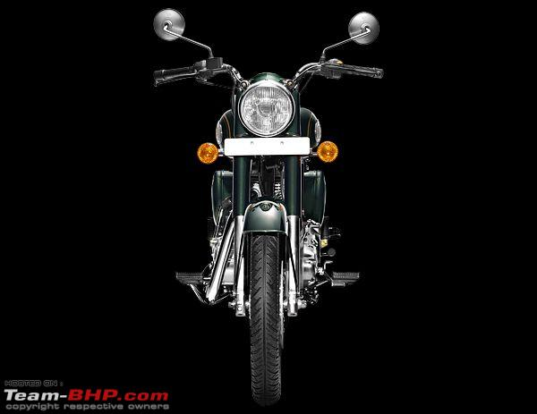 Name:  newbullet500greenmotorcyclefrontview600x463.jpg