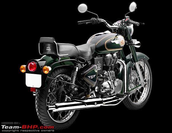 Name:  newbullet500greenmotorcycleleftslantview600x463.jpg Views: 114386 Size:  45.1 KB