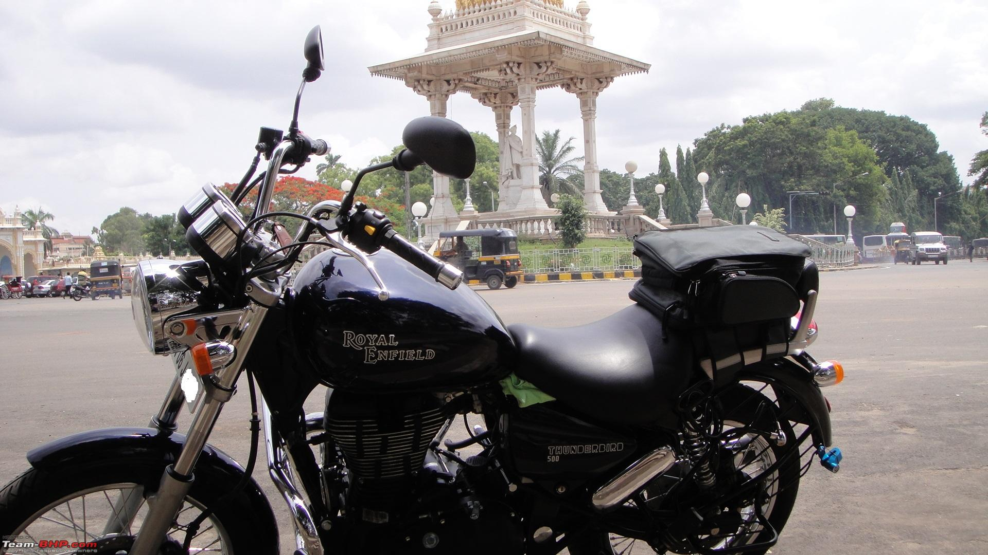 Royal Enfield Thunderbird 500 My Motorcycle Diaries Page 7