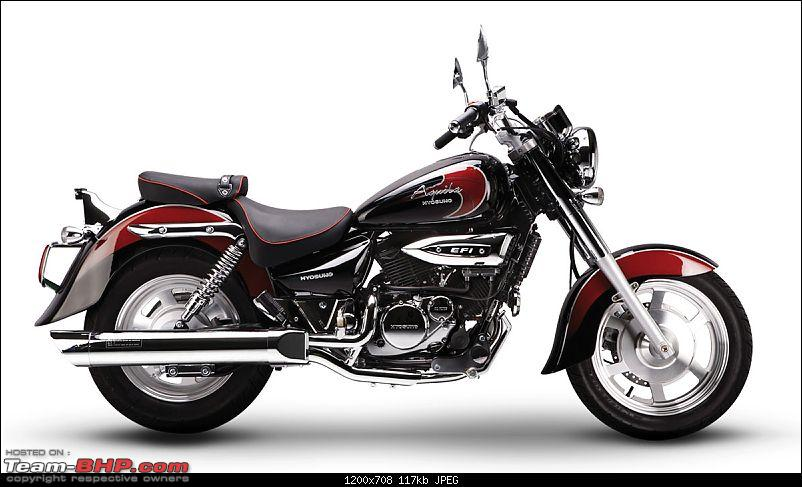 DSK-Hyosung's next launch in India: Aquila 250 EDIT: Now launched at Rs. 2.69 lakh-hyosung-aquila-gv250-cruiser-2.jpg