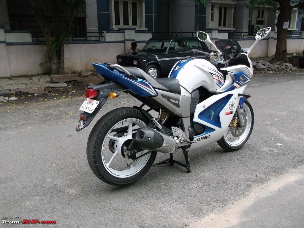 Yamaha Fazer Modification Parts