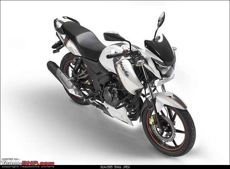 TVS Motors reveals new paint jobs for Phoenix and Apache-2013-tvs-apache-rtr-160.jpg
