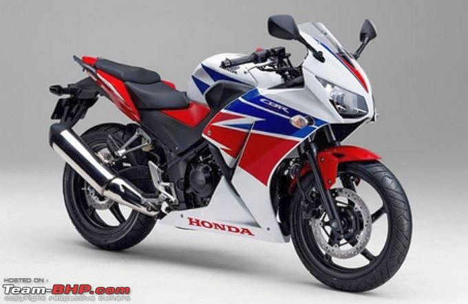 2014 Honda CBR 250R shares design with the recently unveiled CBR ...