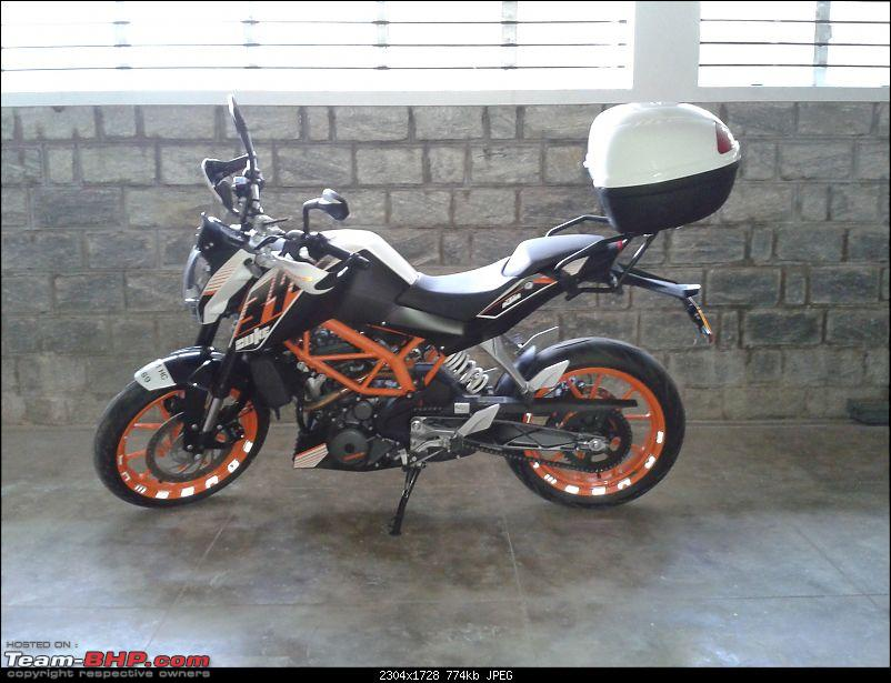 My Flamberge (KTM Duke 390) Ownership report - A middle aged man's perspective-flamberge-box-20131114_083429.jpg