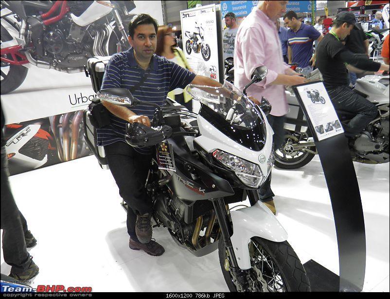 The Sydney Motorcycle & Scooter Show, 2013-benelli-trek-1130.jpg