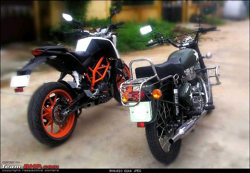Bullet Thunderbird TBTS 500 versus KTM Duke 390?-1378625_10151672602036727_1474750161_n.jpg