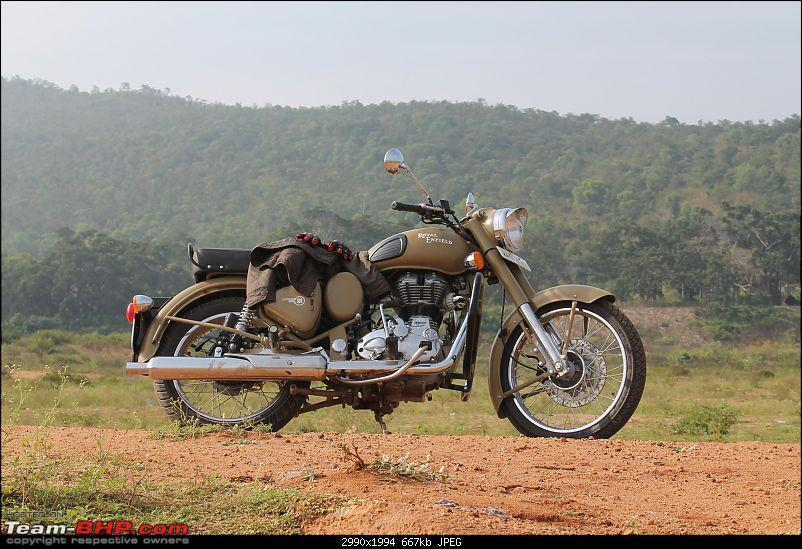 Royal Enfield Desert Storm 500 - The Remembrance of a War Era, My Bullet!-img_1304.jpg