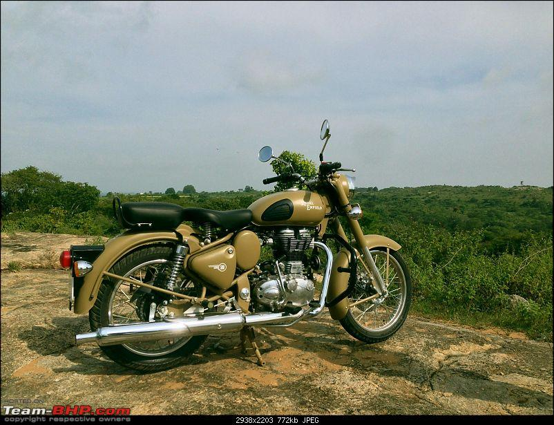 Royal Enfield Desert Storm 500 - The Remembrance of a War Era, My Bullet!-3.jpg